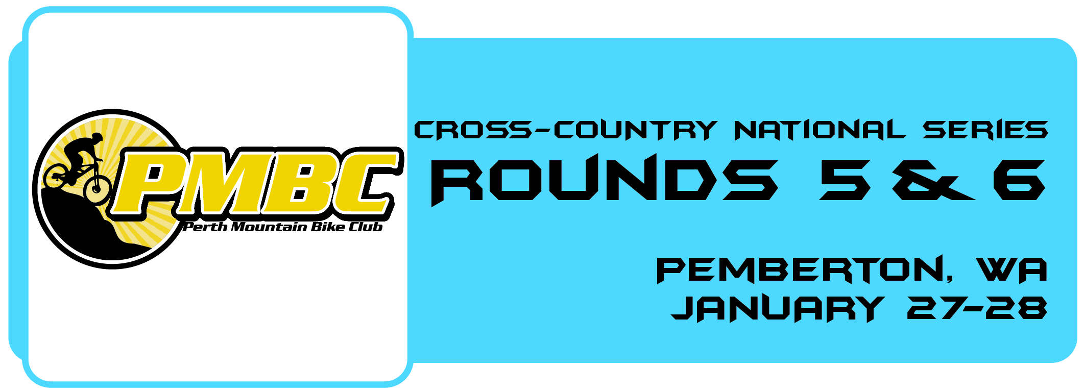 Cross-Country NS - Round 5 & 6 Button - Perth