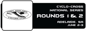 Cyclo-Cross National Series - Round 1 & 2 Button