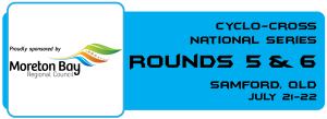 Cyclo-Cross National Series - Round 5 & 6 Button