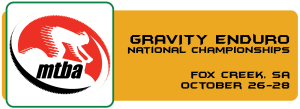 Gravity Enduro National Championships