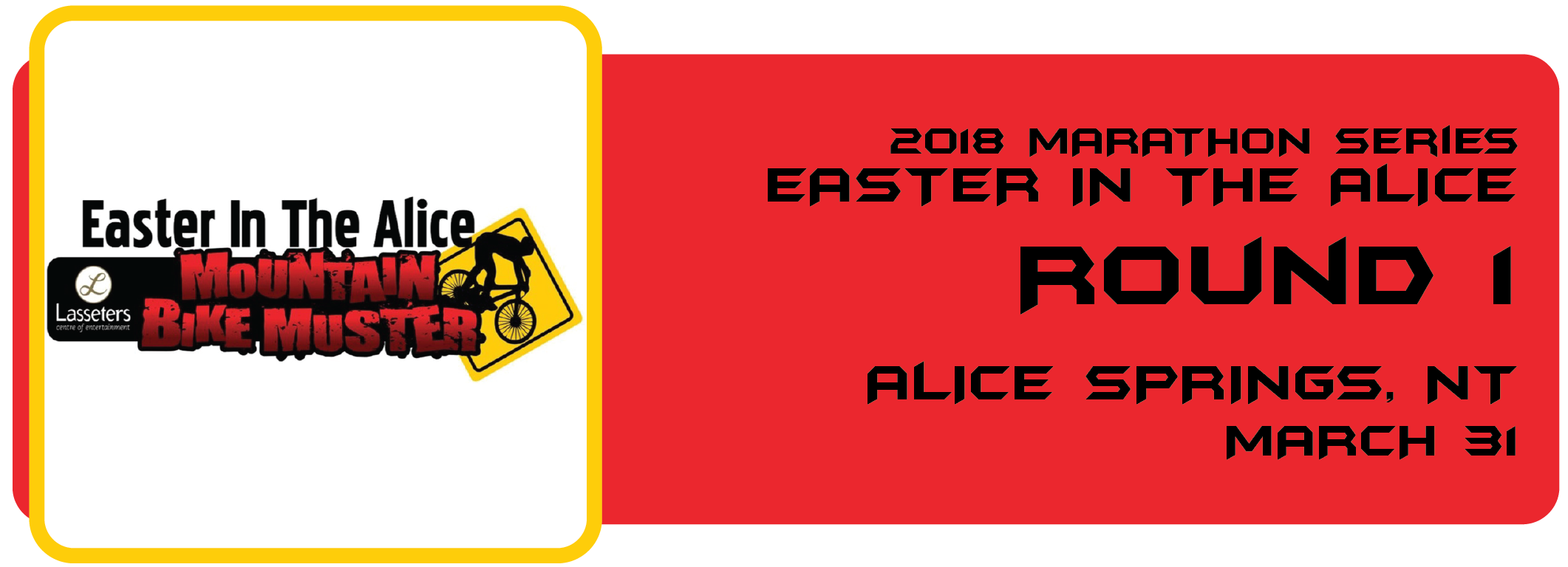 Marathon Series - Easter in the Alice